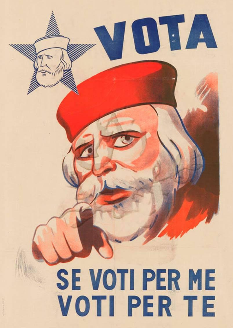 Se voti per me, voti per te