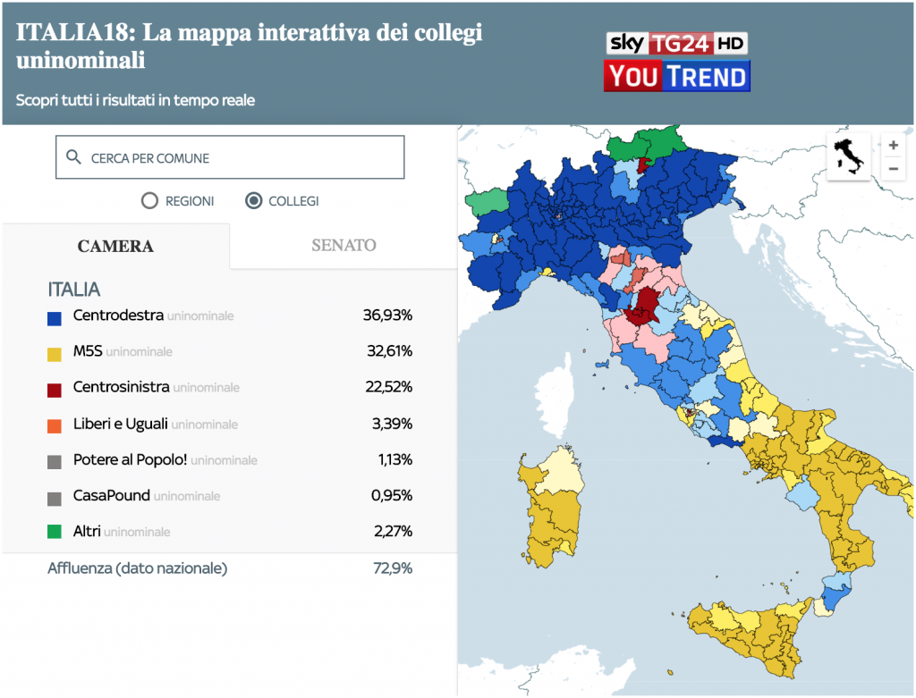 Schermata 2018 04 12 alle 23.55.36 1024x781 Le mappe elettorali interattive di YouTrend