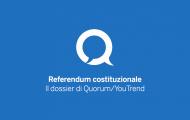 Referendum costituzionale: il dossier di Quorum/YouTrend