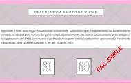 Referendum costituzionale: tutti i numeri