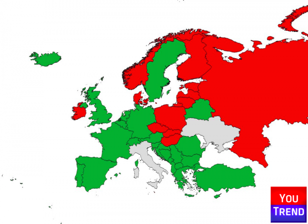 voto ref estero europa 630x458 Referendum costituzionale: tutti i numeri