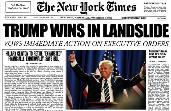 CXYlAtbUMAEqViJ Perché la vittoria di Trump non era imprevedibile