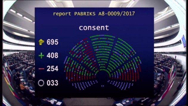 immagine ceta votes 630x354 Il CETA: la politica canta, ma i numeri non suonano