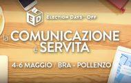 Election Days™ OFF: iscrizioni aperte!