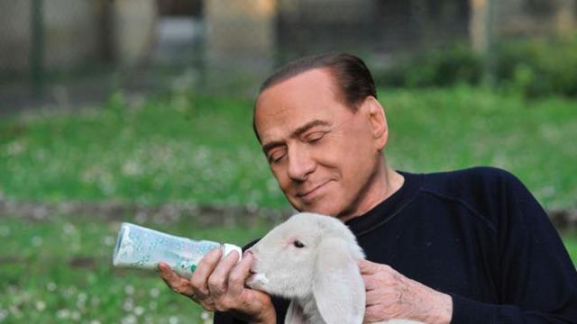 Berlusconi agnellini Berlusconi torna protagonista della scena politica