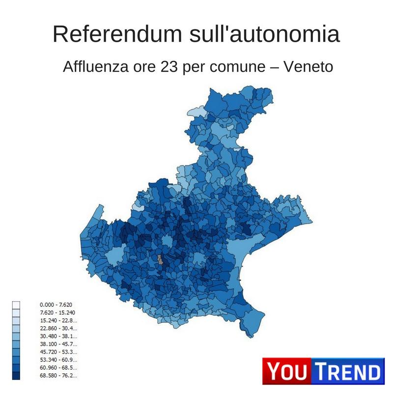 veneto 1 5 cose sul referendum in Lombardia e Veneto