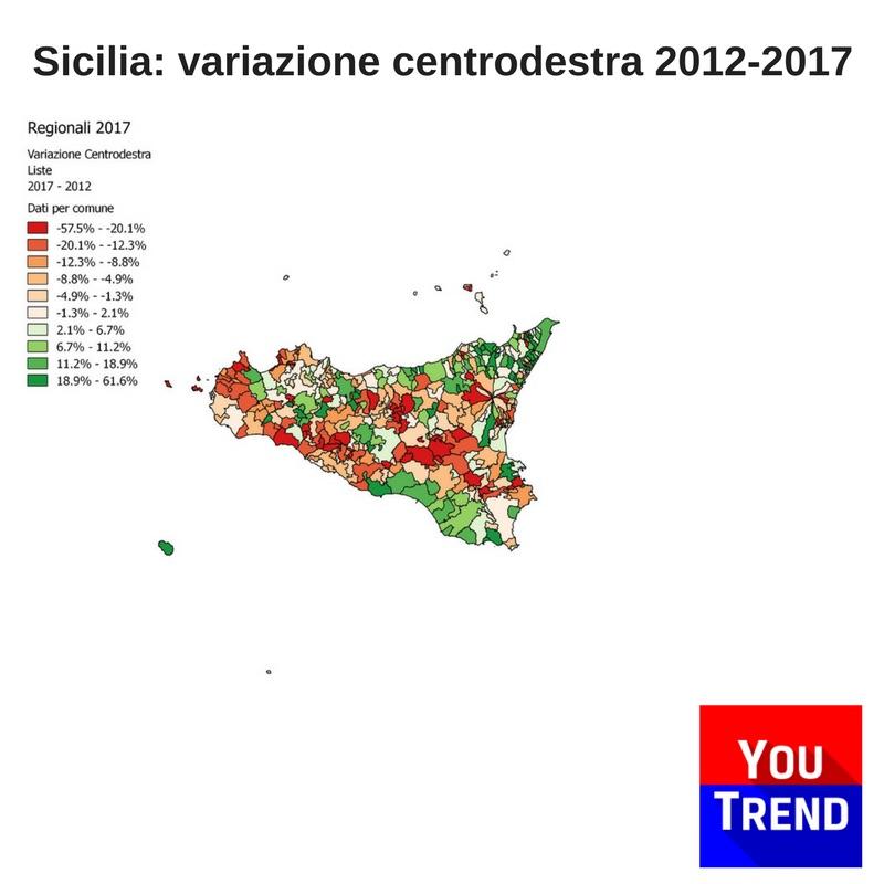 sicilia var cdx Cosè successo alle elezioni regionali in Sicilia