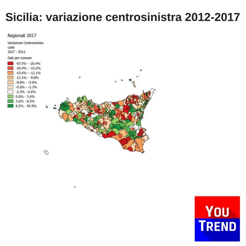 sicilia var csx Cosè successo alle elezioni regionali in Sicilia