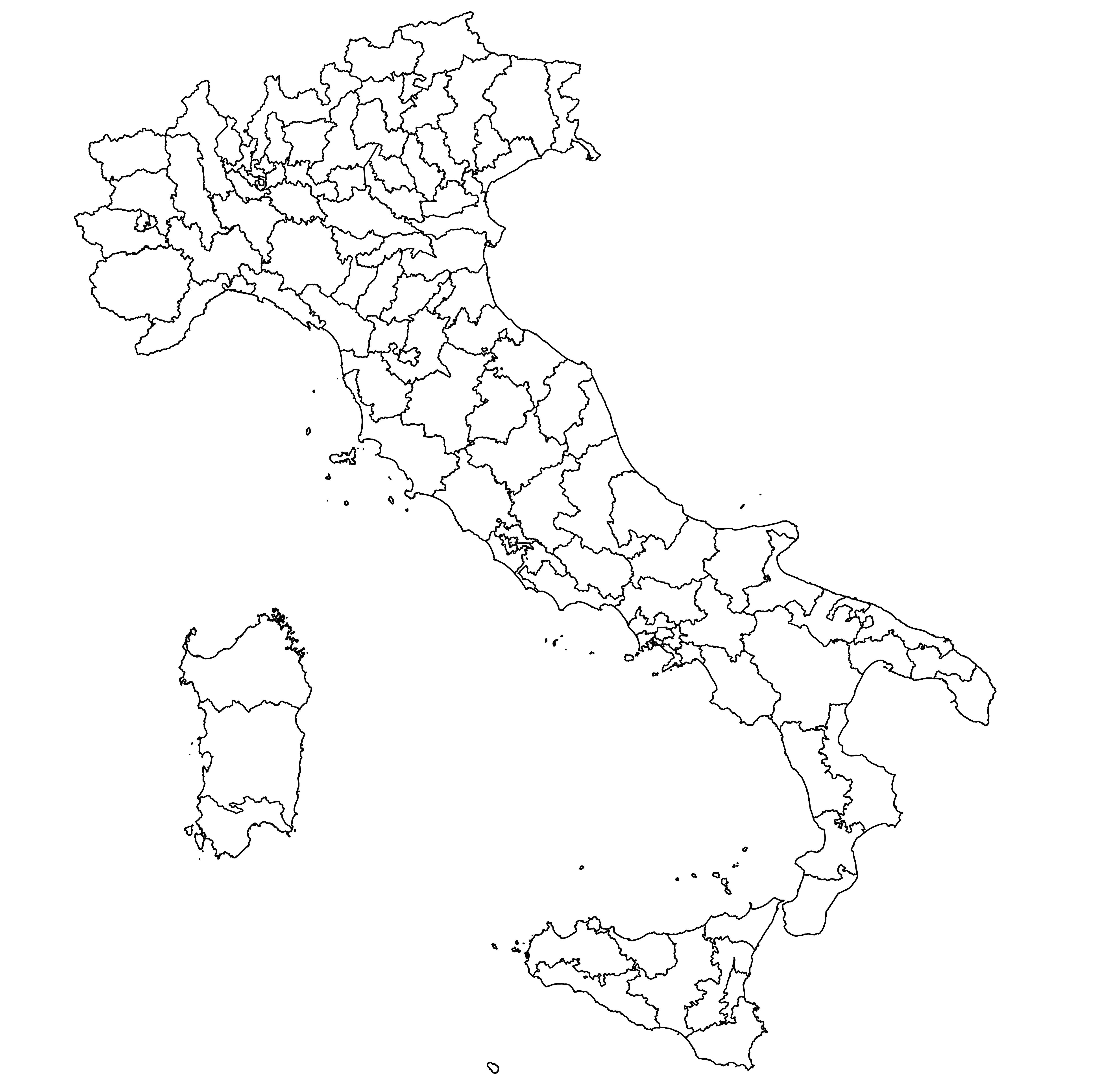 collegi senato definitivi Rosatellum: ecco i collegi DEFINITIVI (finalmente)