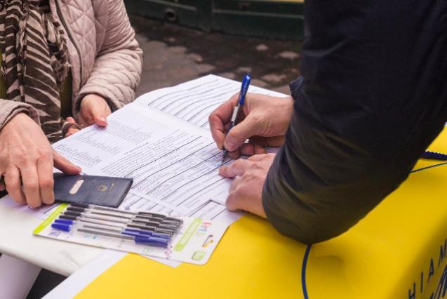 firme Quante firme servono per il Rosatellum?