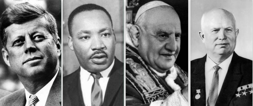 Quartetto Elezioni che hanno fatto la storia: il 1963
