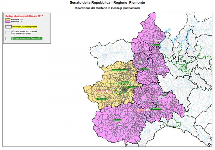 fff 740x517 Il Piemonte verso il voto
