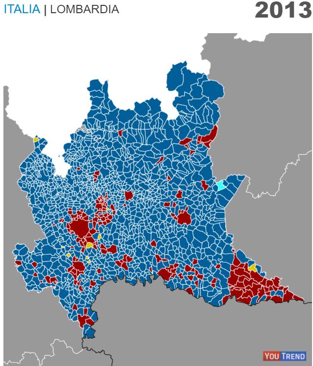lom2013 La Lombardia verso il voto