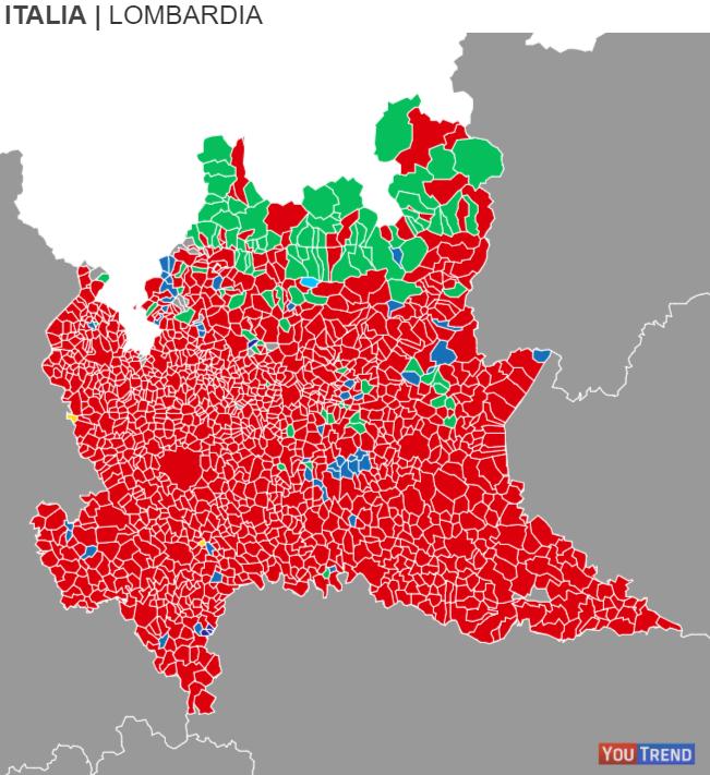 lom2014 La Lombardia verso il voto