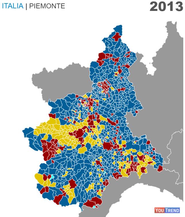 polpiem Il Piemonte verso il voto