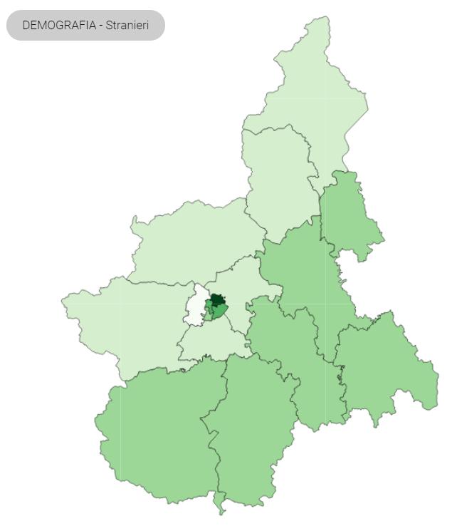 stranieri Il Piemonte verso il voto