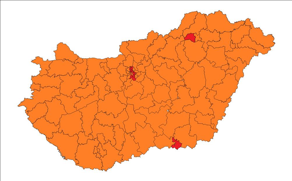 ungheria 2014 LUngheria al voto: Orbán verso il 4° mandato