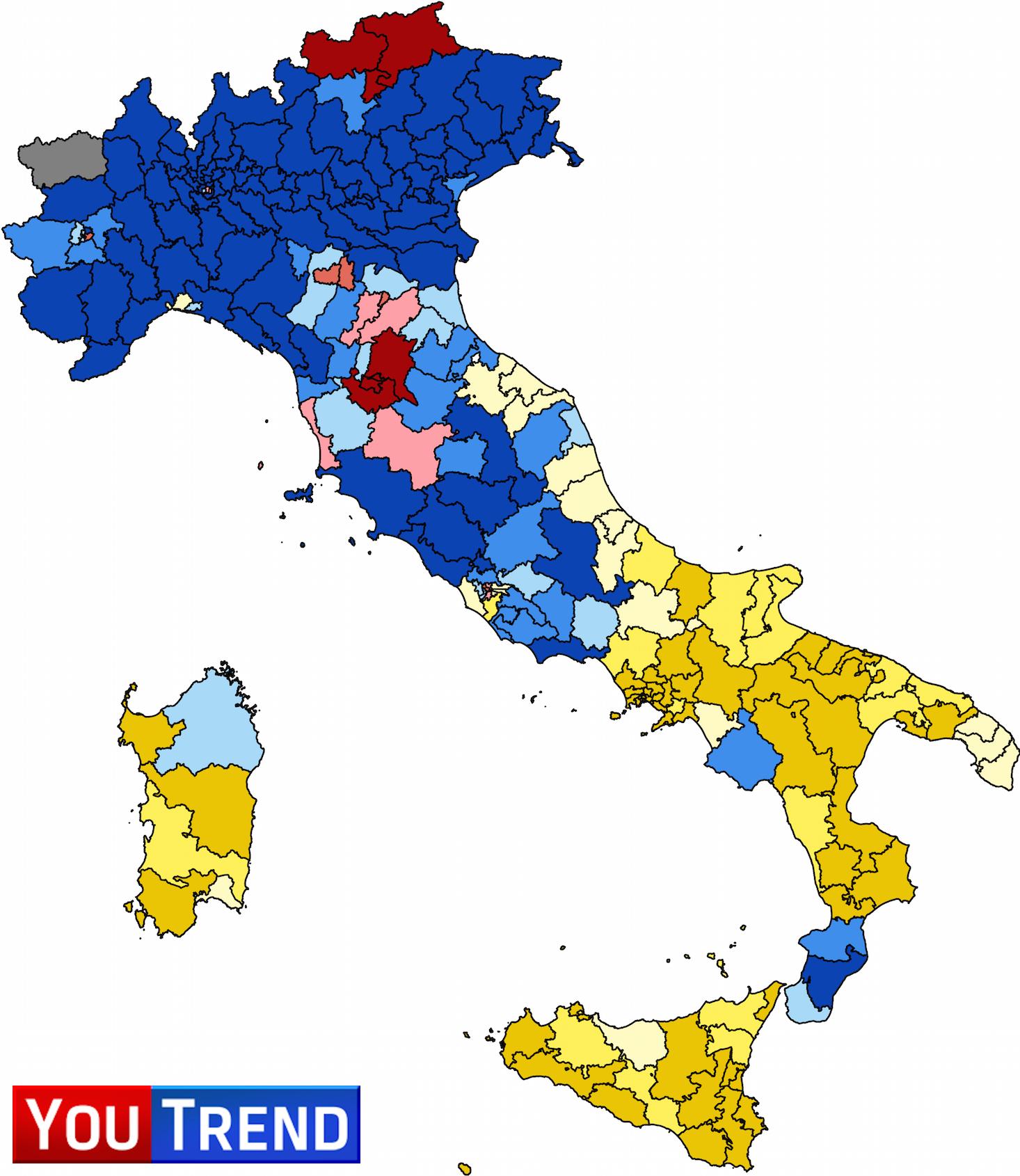 SCEN1 SM Nuove elezioni: unalleanza sovranista potrebbe stravincere