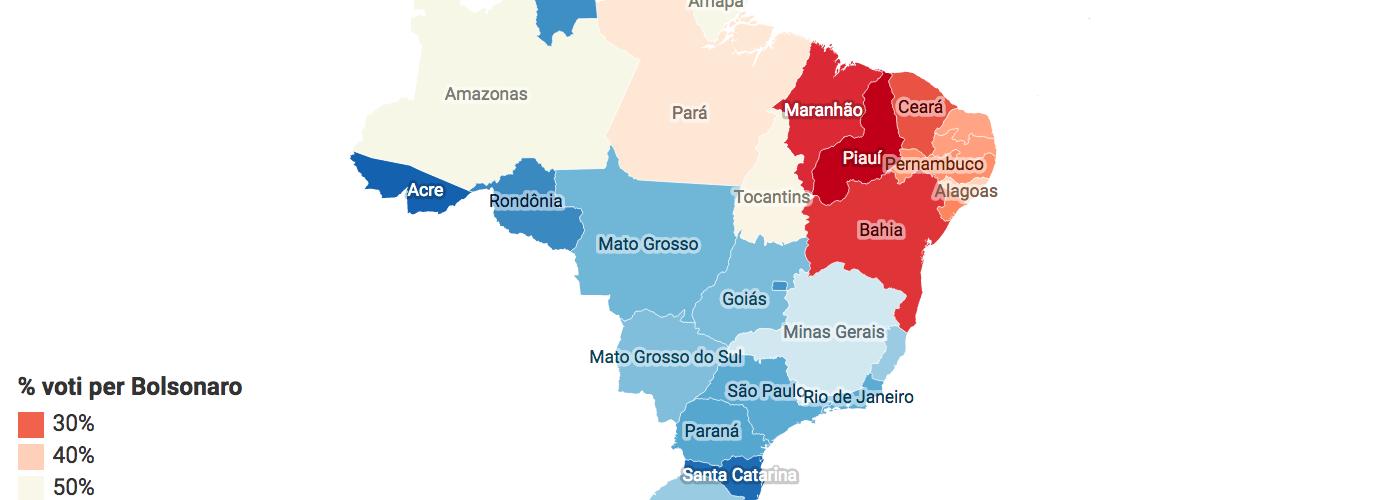 Brasile, Presidenziali 2018