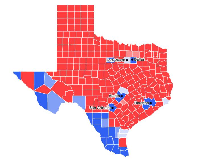 Midterm Texas Senato