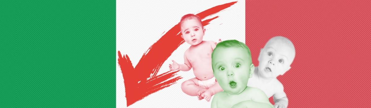 calo fertilità crisi
