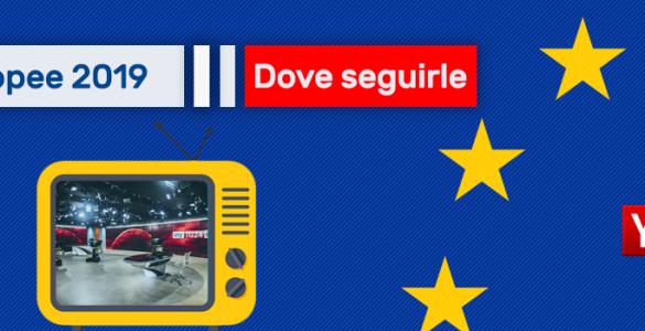 Europee Dove Seguire
