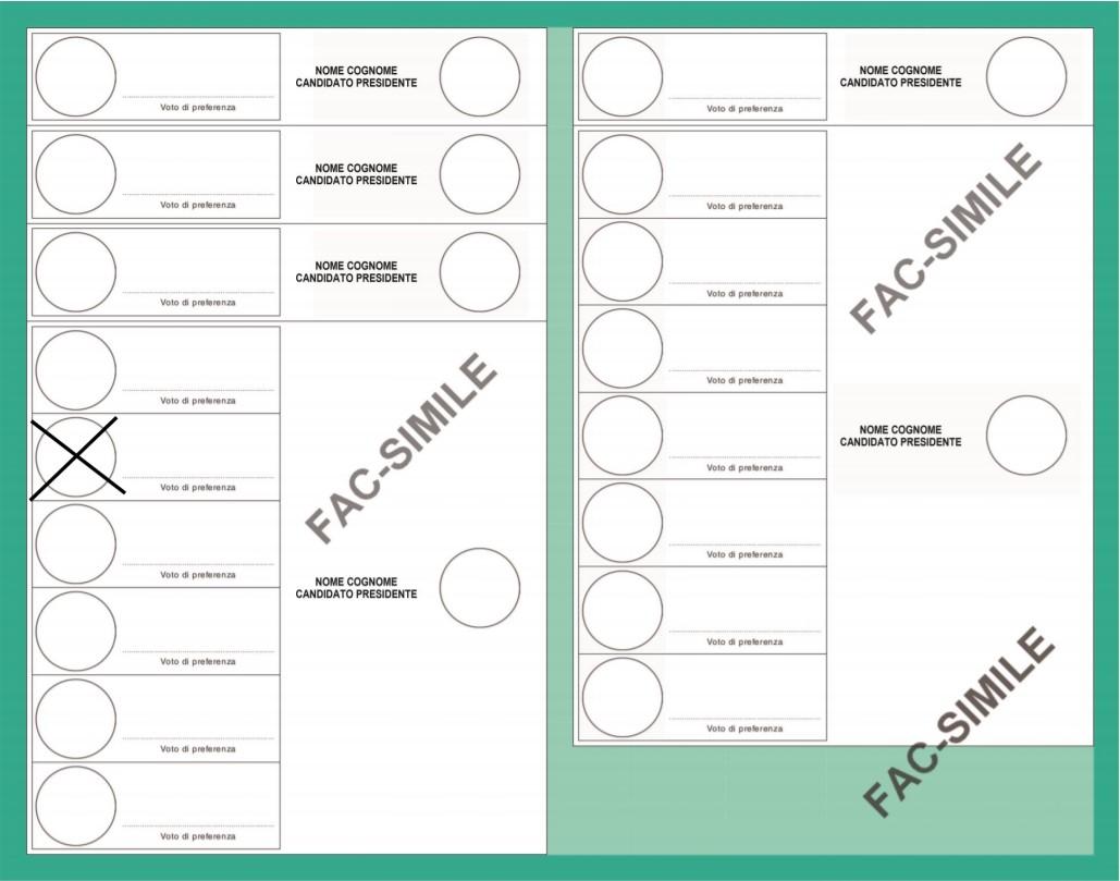 Voto Piemonte