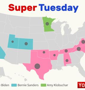 Super Tuesday storia