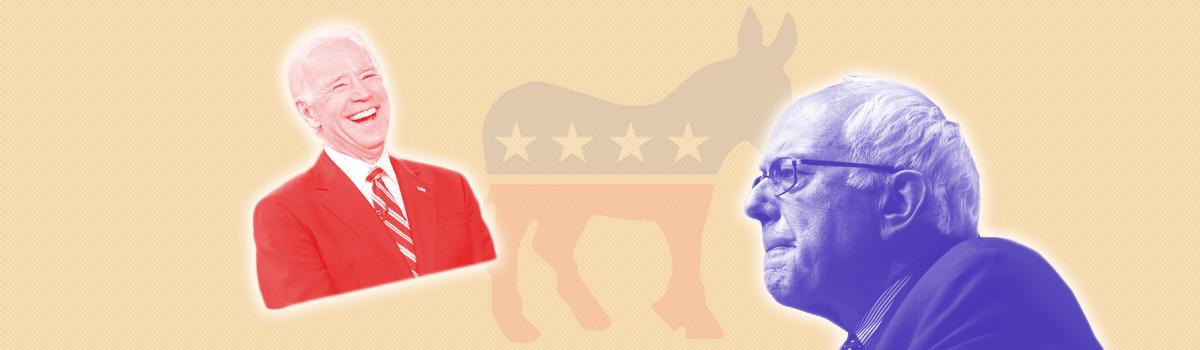 South Carolina Biden Sanders