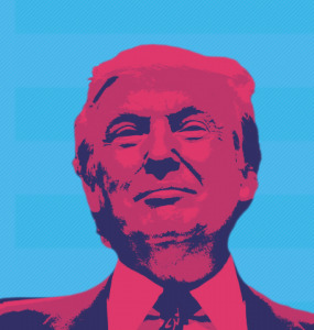 Gradimento Trump