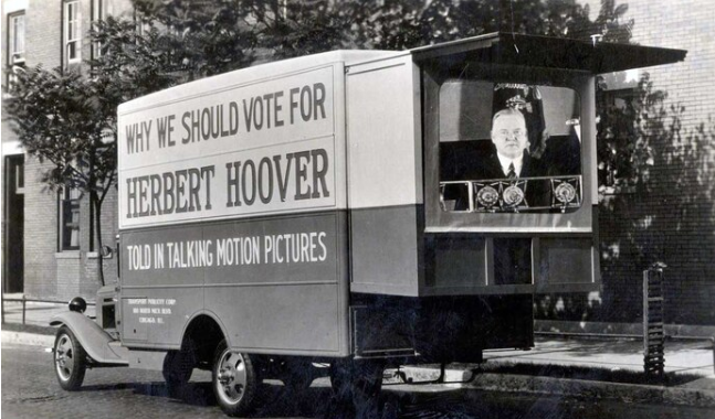Hoover, Campagna 1928