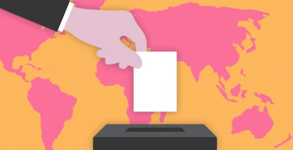 Elezioni nel Mondo