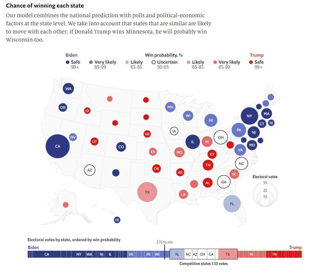 Map Economist